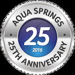25 Year Anniversary logo